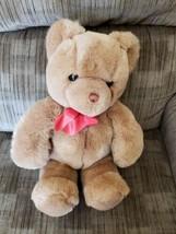"""Gund 18"""" Teddy Bear Plush Tan Stuffed Animal Classic Bear Cuddly Toy - $16.54"""