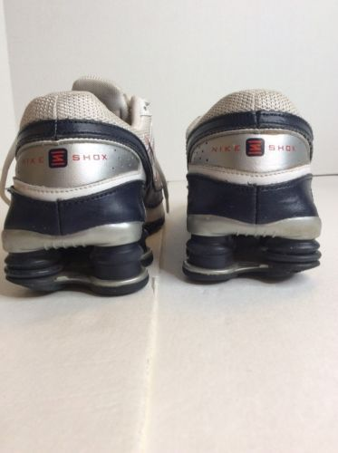 Nike Youth Shox Authentic 2008 Turbo VII Sneakers Shoes Size 6 (K-15) 325225-141