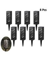 Solar Garden Lights, Outdoor Solar LED Lamp(8pcs White) - $71.21