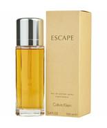 ESCAPE Women EDP SP 3.4oz (S.C) - $29.70