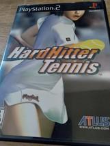 Sony PS2 Hard Hitter Tennis image 1