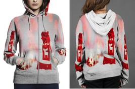 [Perfect Winter Christmas Gift] Christmas Bag Gift Hoodie Zipper for Women - $50.99+