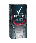 Degree Men Clinical Antiperspirant Deodorant, Sport Strength 1.7 oz, Pac... - $27.32