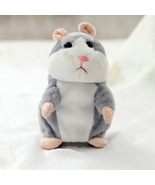 Talking Hamster Plush Toy Recording Sound Cute Hamster Educational Baby ... - $13.99