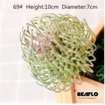 Artificial Succulents Land Lotus Plants Grass Desert Artificial Plant - $4.36