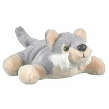 """Play Critters Wildlife Artists Wolf Plush Finger Puppet Toy, 7"""" Wolf Stuffed... - $9.35"""