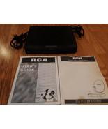 RCA DirecTV DRD222RD Satellite TV Receiver - $9.89