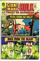 Tales To Astonish #68-GIANT-MAN/HULK-SILVER Age Vf - $119.80