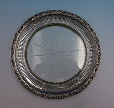 Candlelight by Towle Sterling Silver Lemon Plate w/ Cut Crystal Unmarked (#4759) - $129.00