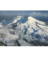 """Mt St Helens Photo By Harald Sund - NEW Classroom Science Poster 30""""x22"""" - $22.96"""