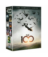 The 100: The Complete TV Series Seasons 1 2 3 4 5 6 7 New Sealed DVD Box... - $69.00