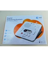 AT&T 1740 Digital Answer System with Time and Day Stamp (White) NOS NIB - $18.80
