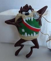 Christmas Ornament Taz Looney Tunes Silent Bite Goebel Warner Brothers 4... - $24.99