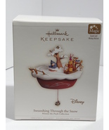 "Hallmark Keepsake Disney ""Swooshing Through the Snow"" - $18.71"