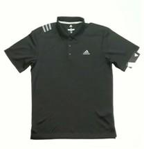 Adidas Golf Men's Black Polo Medium - $40.09