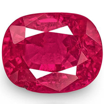 IGI Certified MOZAMBIQUE Ruby 0.85 Cts Natural Untreated Bright Pinkish Red - $999.00