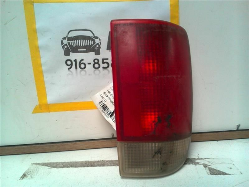 Primary image for Passenger Right Tail Light Fits 95-05 BLAZER S10/JIMMY S15 34593
