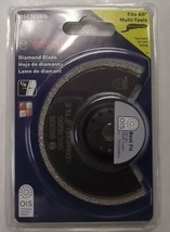 """Bosch OSC312DG 3-1/2"""" x 1/8"""" Diamond Grit Blade For Grout Removal Swiss - $13.86"""