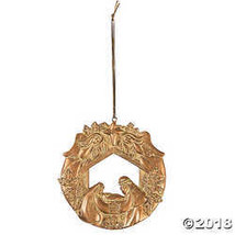 Nativity Wreath Ornaments - $21.24