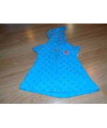 Infant Size 0-3 Months Disney Minnie Mouse Heads Terry Swim Coverup Cover Up EUC - $15.00