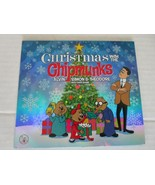 Christmas With The Chipmunks Alvin Simon Theodore with David Seville CD - $14.95