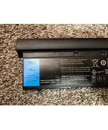 Dell OEM Genuine Battery 37HGH H6T9R 9 Cell 76 WHr 6600 Latitude XT3 - £151.44 GBP