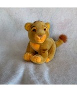 "Disney Store Lion King Simba Cub 11"" Plush Stuffed Animal - $13.99"