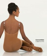 Body Wrappers A91 Coffee Women's Size Tall Convertible Adjustable Body T... - $15.83