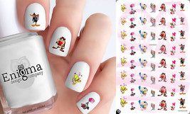 Looney Toons Valentine's Day Nail Decals (Set of 56) - $4.95