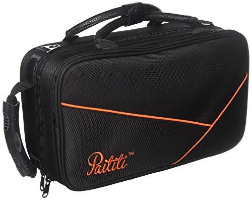 Paititi Lightweight Bb Clarinet Case with Shoulder Strap, Backpackable