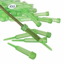 Floral Water Tubes/Vials for Flower Arrangements by Royal Imports, Green... - $17.64