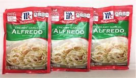 McCormick Creamy Garlic Alfredo Sauce Mix 1.25 oz (3 Pack) - $8.45