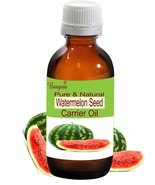 Watermelon Seed Pure & Natural Carrier Oil- 5 ml Citrullus Lanatus by Ba... - $8.34