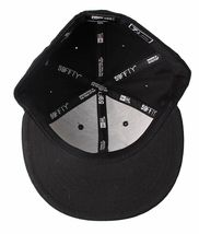 Dissizit Channel 0 Black 59Fifty New Era Fitted Hat image 4