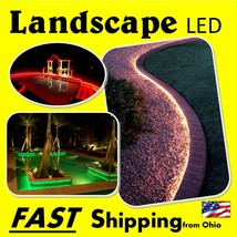 Outdoor Mulch & Stone Border Lighting / Lights - - - Color Changing - waterproof - $35.55+