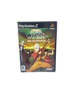 Avatar The Last Airbender The Burning Earth PS2 Playstation 2 tested and... - $17.77