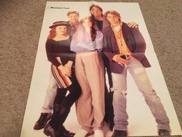 Joey Lawrence Mayim Bialik teen magazine poster clipping Blossom Jenna Von Oy