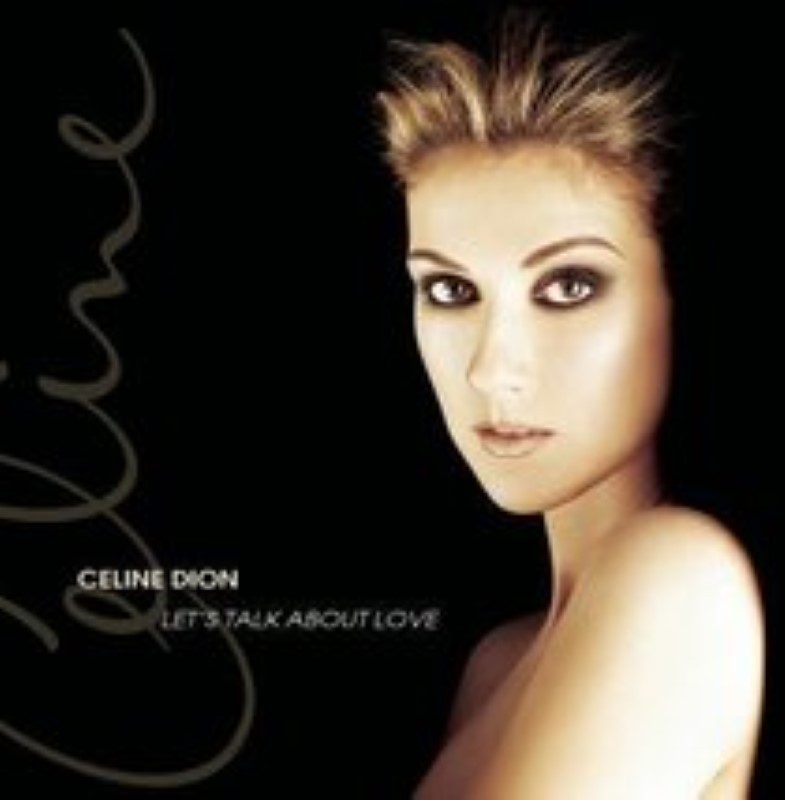Lets Talk About Love by Celine Dion Cd