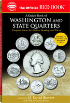 Guide Book of Washington and State Quarters - Red Book, Whitman - $19.97