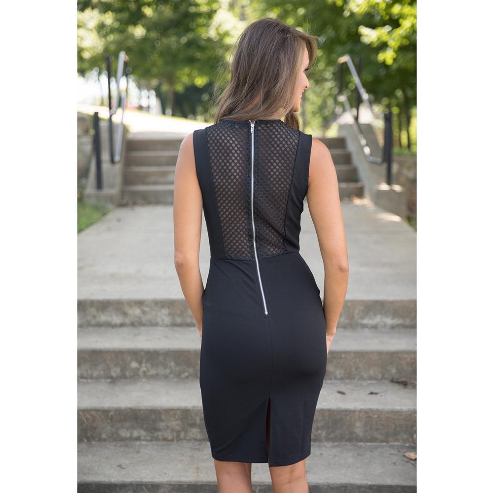 Fashion Women Black Sheath Women Prom Dress Above Length Beach Skirt Cheap