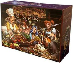 Slugfest Games: The Red Dragon Inn - Smorgasbox -=NEW=- - $42.70