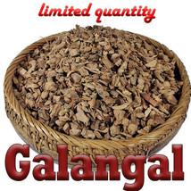 GALANGAL ROOT DRIED HERB TEA   90g - 240g (3.17 - 8.4oz) ALPINIA QUALITY... - $9.70+