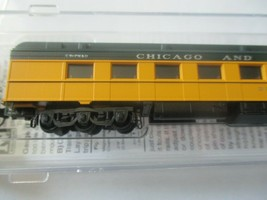 Micro-Trains # 14600430 Chicago & North Western 80' Heavyweight Diner N-Scale image 2