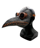 Steampunk Bird Mask Doctor Women Men Plague Punk Cosplay Costume Accesso... - £23.99 GBP
