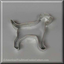 "4.5"" Labrador Retriever  Metal Cookie Cutter #NA6025 - $1.75"