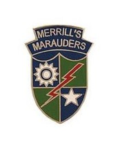 United States Army Merrills Maraud 5307th Regiment Pin - $4.94