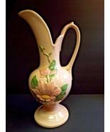 Hull Early Art Pottery Magnolia Pitcher Vintage Vase #18 13'' Large  - $127.71