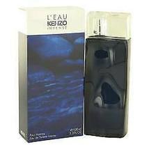 L'eau Par Kenzo Intense Cologne  By Kenzo for Men 3.3 oz Eau De Toilette... - $45.50