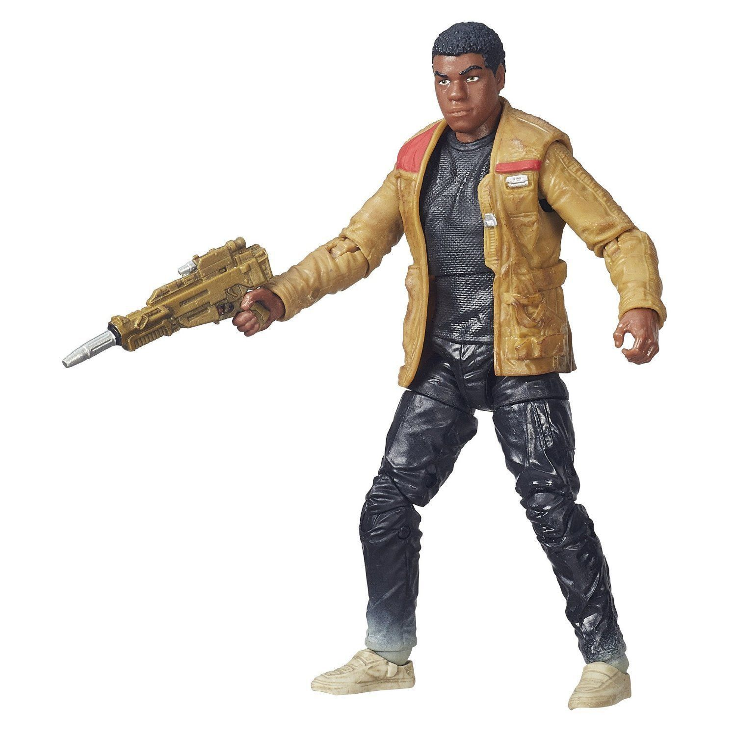 Image 0 of Star Wars The Black Series 6-Inch Action Figure First Order Finn (Jakku)