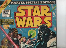 Star Wars #2 - Marvel Special Edition - Whitman Comics 1977 Collector's ... - $12.31